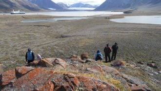Parc national du Canada Sirmilik