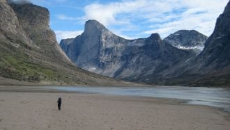 Parc national du Canada Auyuittuq
