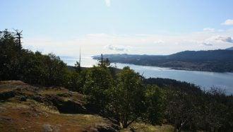 Campbell River à Victoria