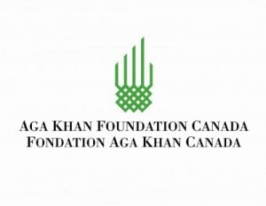 Aga Khan Foundation Canada logo