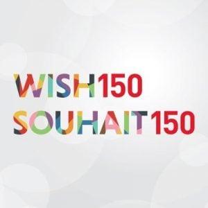 Wish 150 logo