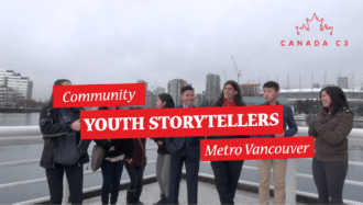 Zelyn Lee, Emily Mittertreiner and Victoria Teo, Vancouver, B.C.