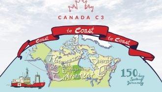 Canada C3 Postcards
