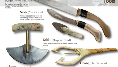 Inuksuk: Sharing Experiences of Nunavut