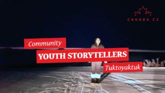 Chukita Gruben, Tuktoyaktuk, N.W.T.