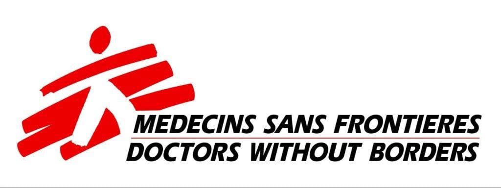 Médécins Sans Frontières logo
