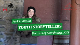 Grace McNutt, Fortress of Louisbourg (NHS)