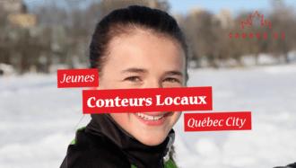 Océane Caron, Quebec City, QC