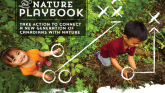 The Nature Playbook by the Canadian Parks Council