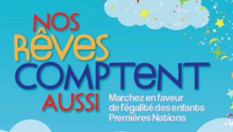 Le Rêve de Shannen par la Société de soutien à l'enfance et à la famille des Premières Nations du Canada