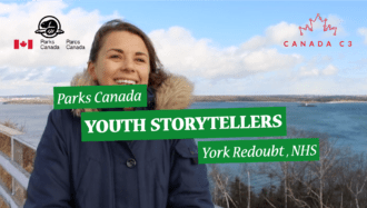 Erinn Drage, York Redoubt (NHS)