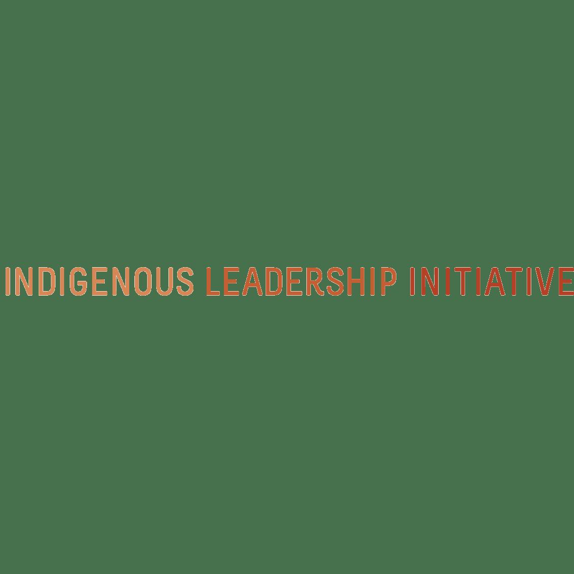 Indigenous Leadership Initiative