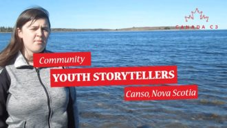 Erica Hanhams, Canso, N.S.