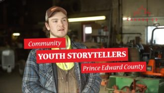 Andrew Foster, Prince Edward County, ON