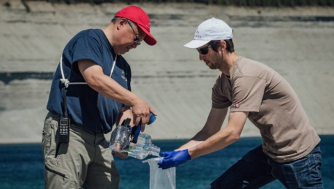 What Are the Canada C3 Expedition Scientists Doing?