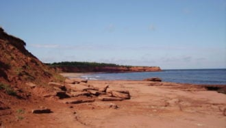 Prince Edward Island National Park of Canada