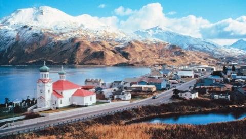 Unalaska (Dutch Harbour)