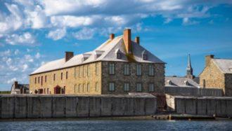 Lieu historique national de la Forteresse-de-Louisbourg