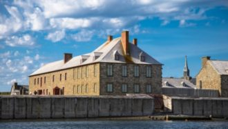 The Fortress of Louisbourg National Historic Site