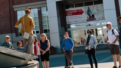 Réflexions sur l'immigration canadienne