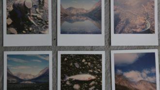 Leg 6 in Polaroids