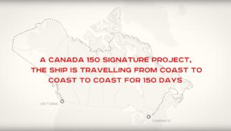 150 Days Around Canada
