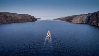 Bellot Strait
