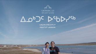 Canada C3: 1er Leçon d'Inuktut