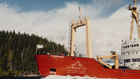 Campbell River to Victoria