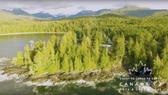 Koeye Camp, B.C.