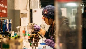 Réunion scientifique Canada C3 à l'Université Dalhousie