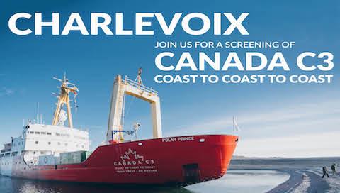 Canada C3 French Documentary Screening: Charlevoix