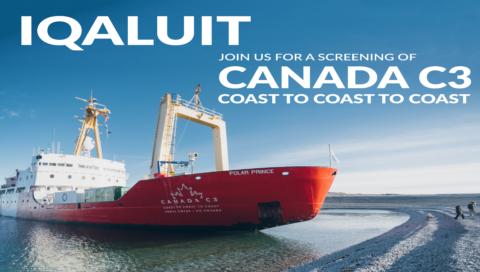 Canada C3 Documentary Screening: Iqaluit